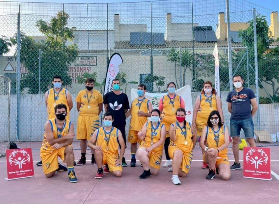 ¡Jornada de Baloncesto con Special Olympics!